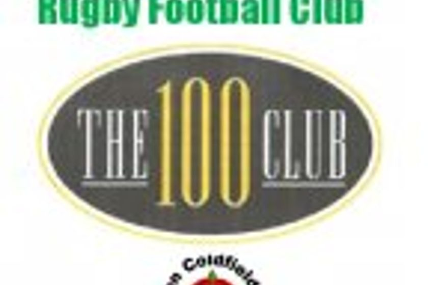 100 Club Draw