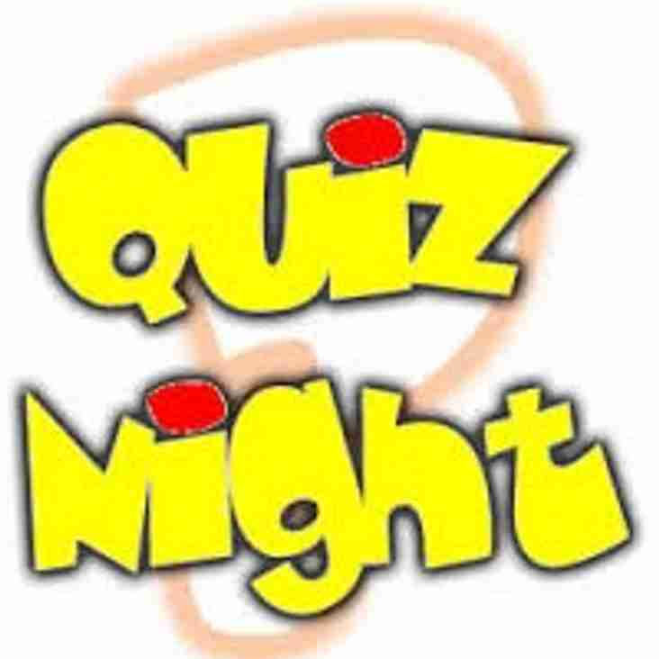 Next Quiz night 5th April 7:30pm
