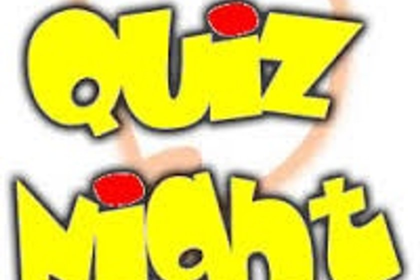 Next Quiz night Friday 12th July 7:30pm