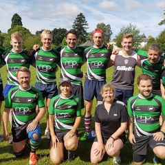 Minch Unbeaten at Gloucester Touch Rugby Festival