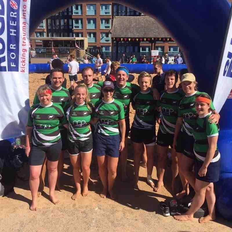 Beach Rugby 4 Heroes