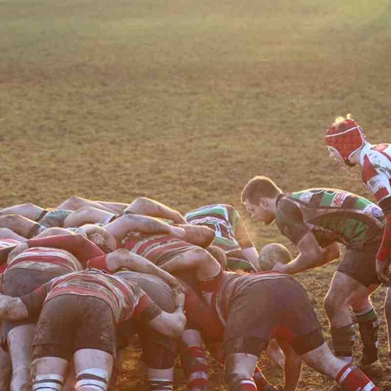 1st XV v Painswick (away)