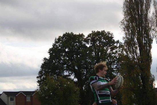1st XV v Tewkesbury