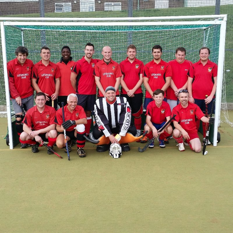 Southwick Mens  2nds lose to Crawley Men's 2s 8 - 0