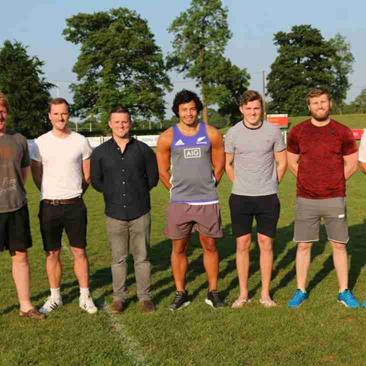 Chester RUFC welcomes new players