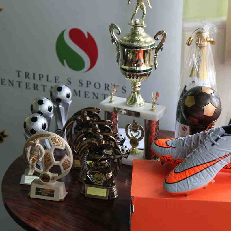 Player of the Year Awards 2014/15