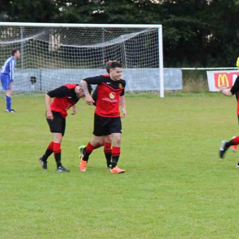 Garswood Utd 1 v 2 Rylands - 04/08/15