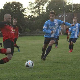 Derby Day victory for Rylands...