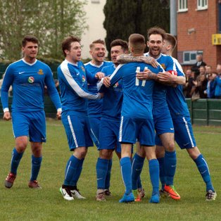 Blues end the season with a win at Rudheath...
