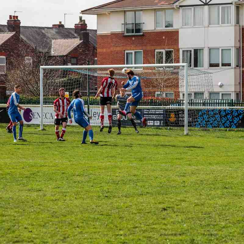 1st Team v Altrincham Res (Photos by Lee Wolstencroft)