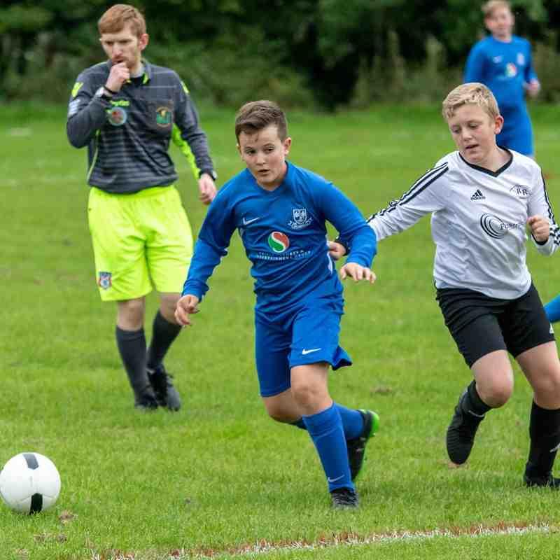 Under 12's v Rainford Rangers
