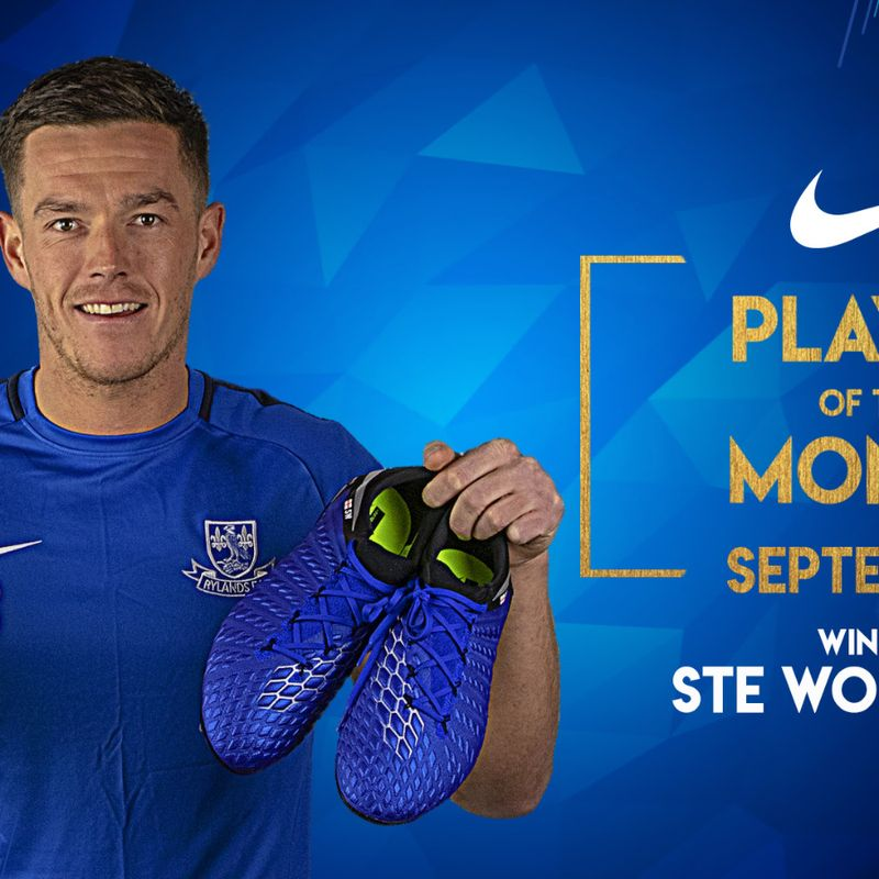 Nike Hypervenom Player of the Month - September