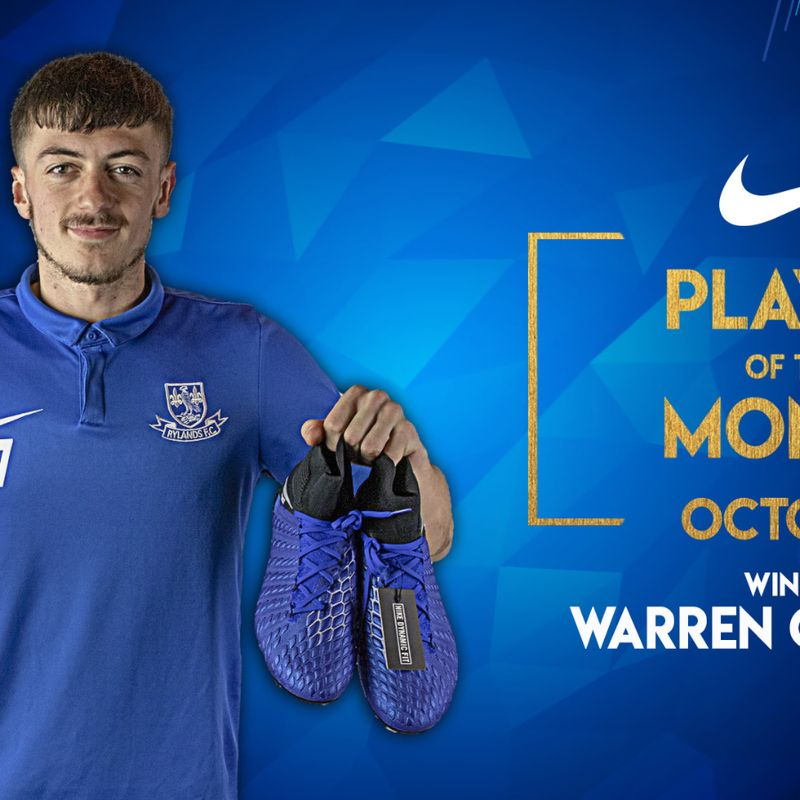 Nike Hypervenom Player of the Month - October