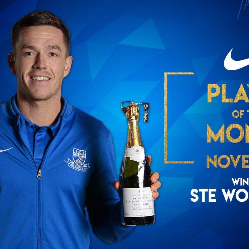 Nike Hypervenom Player of the Month - November