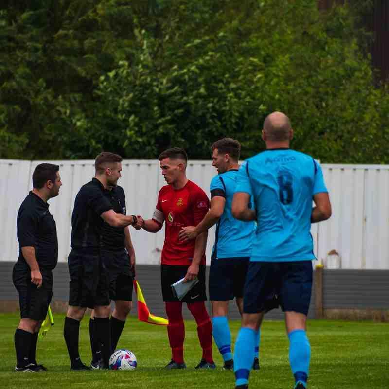 Runcorn Town (A) - FA Cup 10.08.19