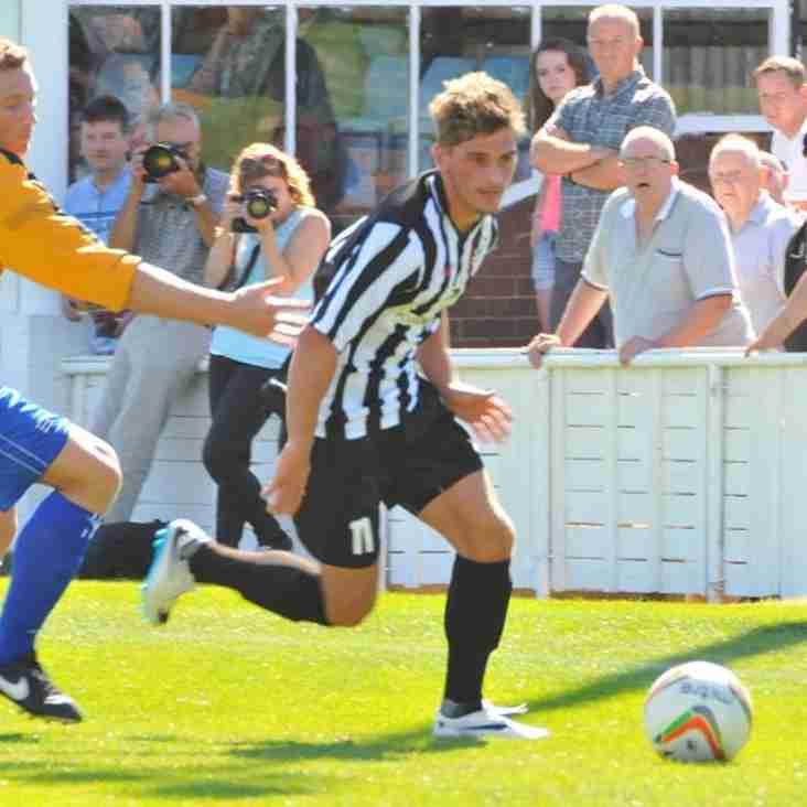 Brough Praises 6 Goal Cinderford