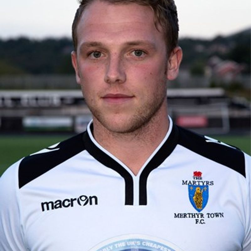 Former Merthyr Town defender joins Town