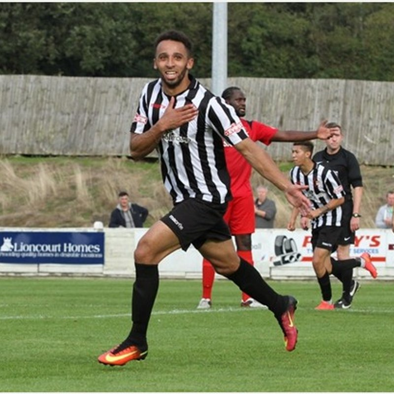 Gethyn Hill completes transfer to Weston Super Mare