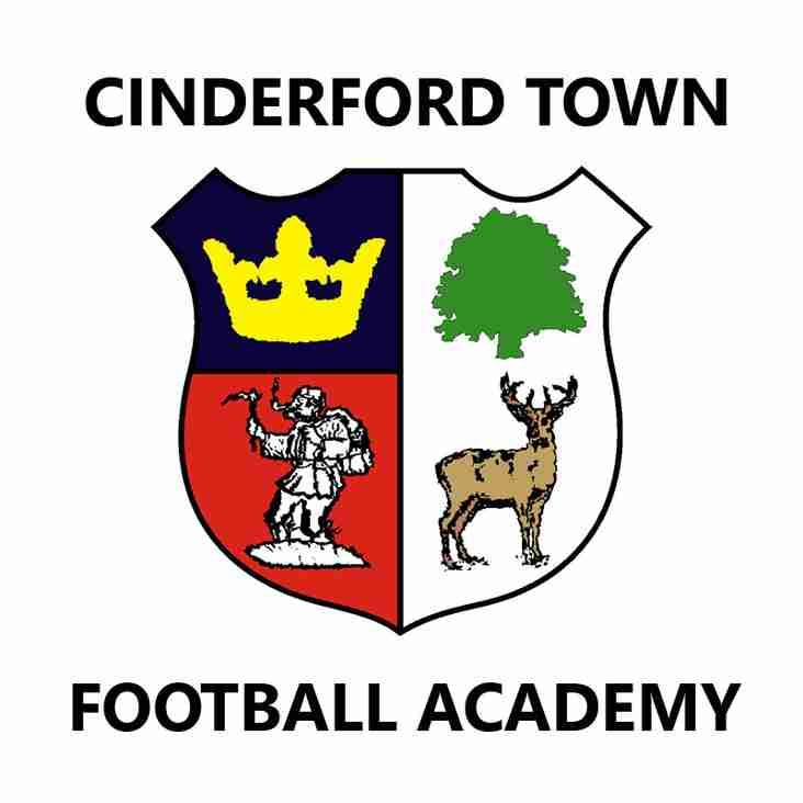 Cinderford Town Football Academy