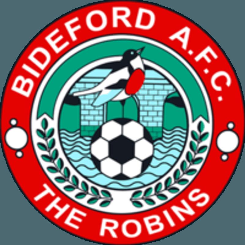 Matchday Programme - Cinderford Town vs Bideford