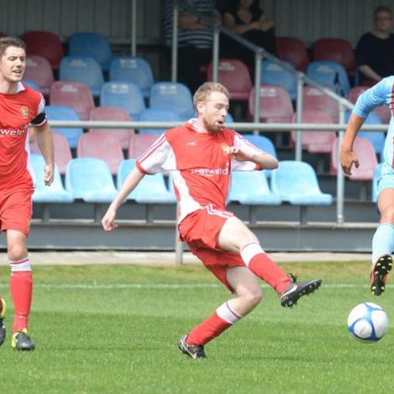 Striker joins from Westfields