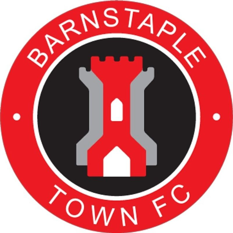 Matchday Programme - Cinderford Town vs Barnstaple Town
