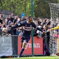 INTERNATIONAL CALL UP FOR FORMER DULWICH HAMLET FAVOURITE