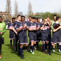 Dulwich Hamlet Under 18s beat Dartford Reds 0 - 2