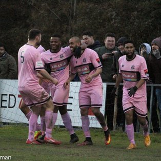 Points shared at Leiston as Dulwich rue missed chances