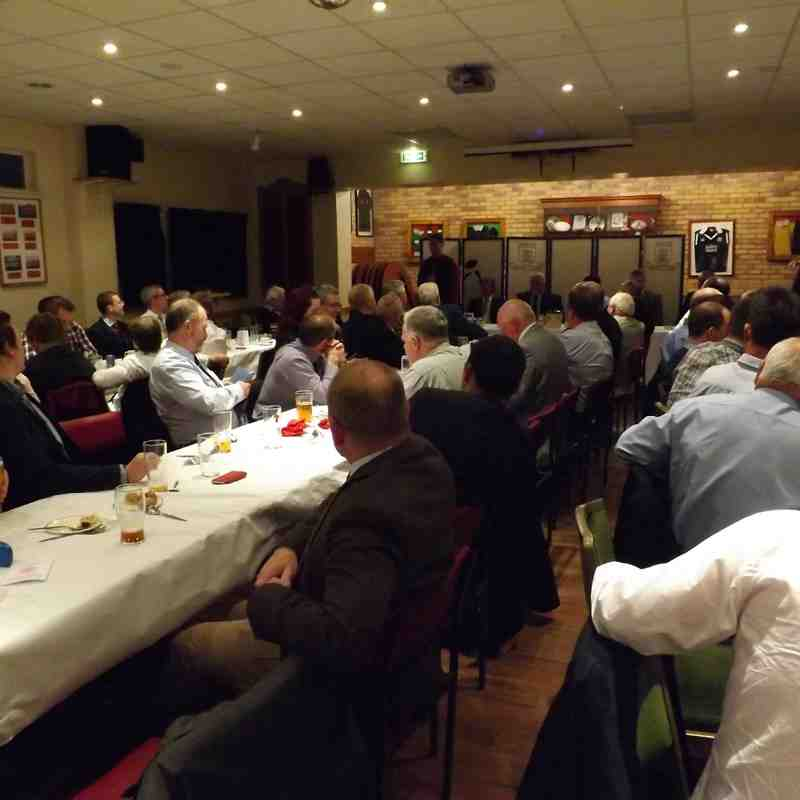 PRFC Dinner 22 May 2015