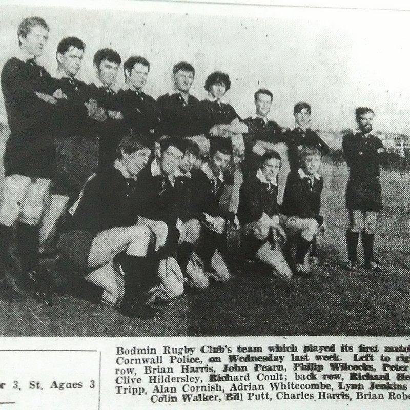 Bodmin RFC Old Boys (BOBs)
