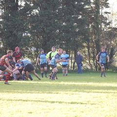 Liskeard-Looe RFC v Bodmin RFC 14th Oct 2017