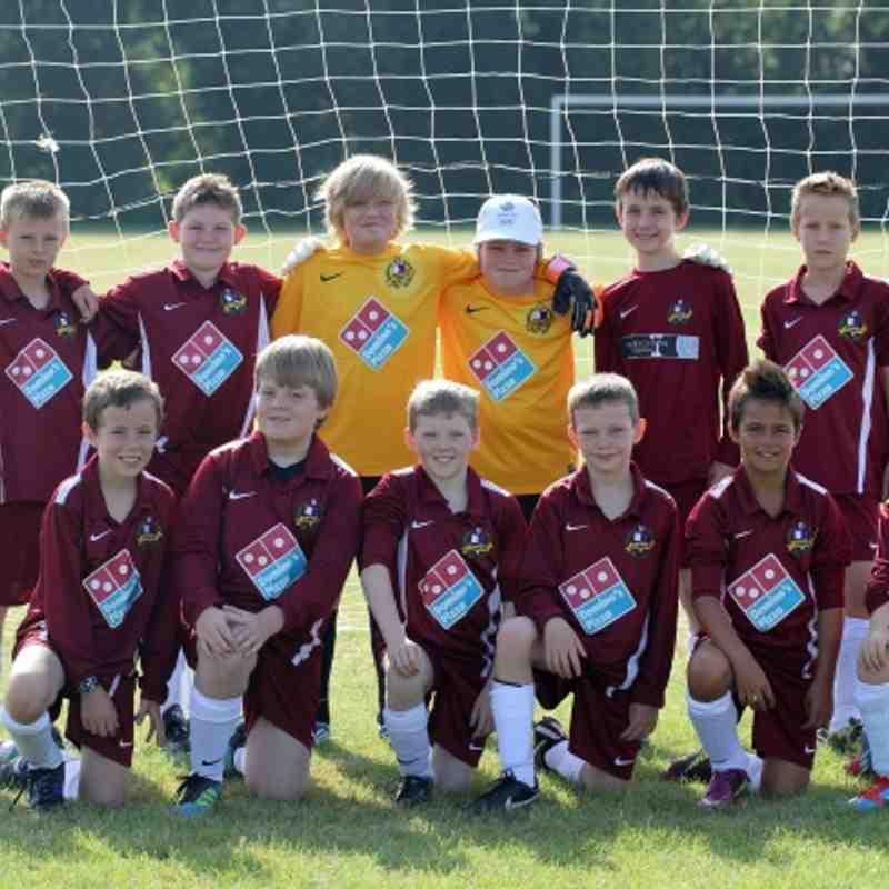 St Francis Rovers U11 Boys