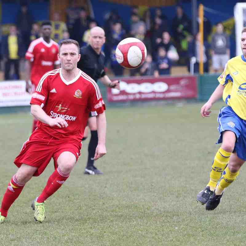 Warrington Town 2-1 Ossett Town
