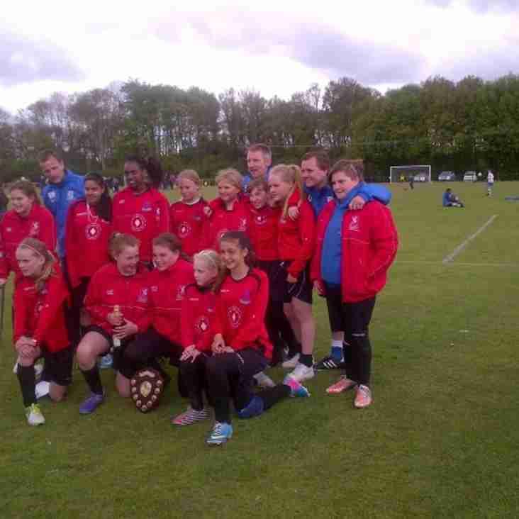 Under 13's Collect League Trophy
