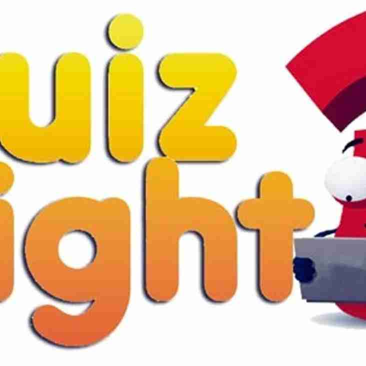 Enfield Town LFC Quiz Night