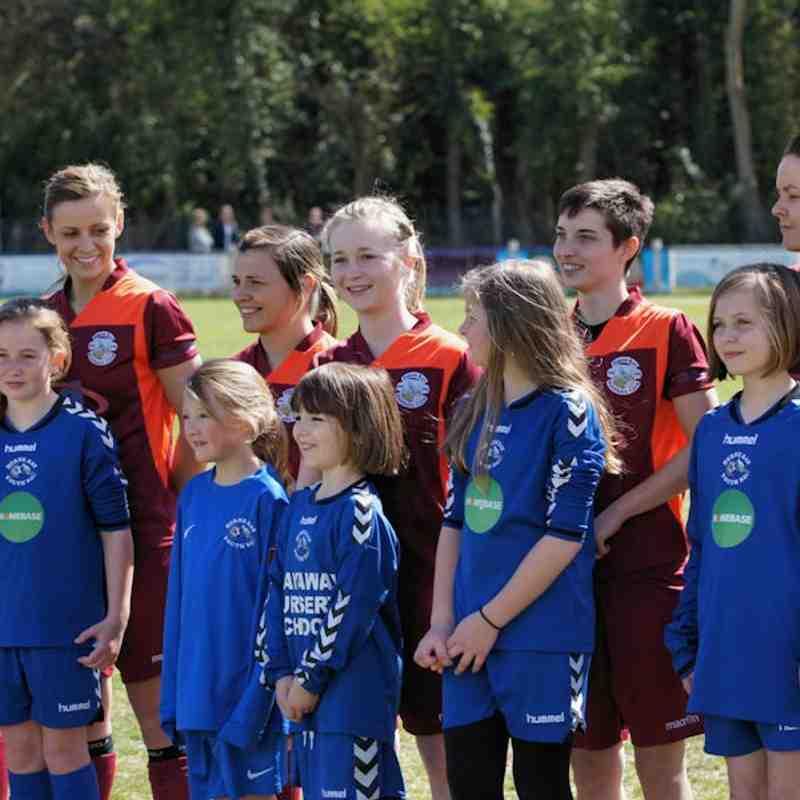 SECWL Ladies vs Dartford Royals Cup Final