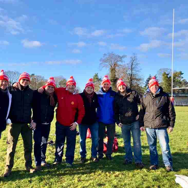 Oddballs are all the rage at Whitchurch - U12 Dads