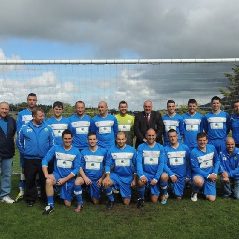 First Team lose to Trearddur Bay 4 - 1