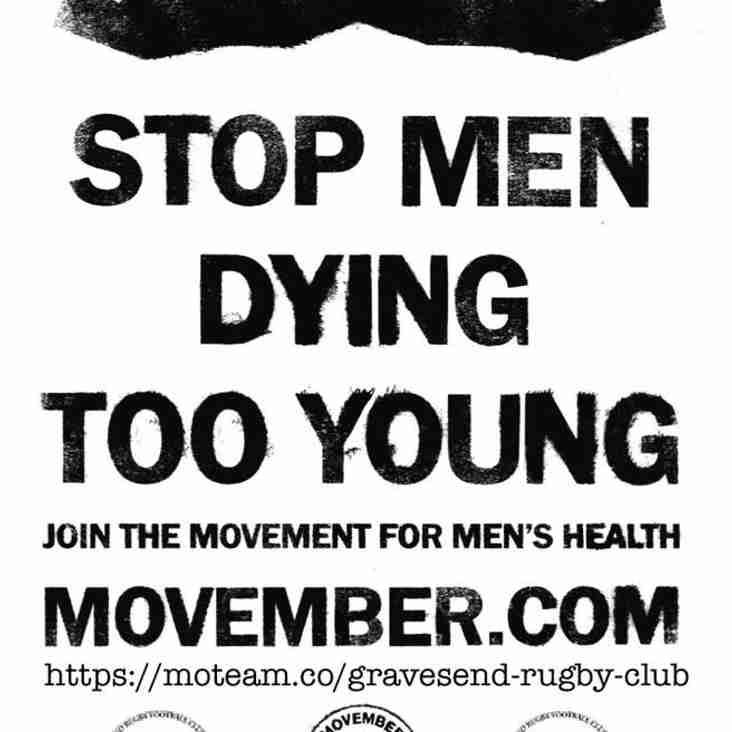 GRFC's Movember