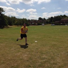 Pre Season Training 2015