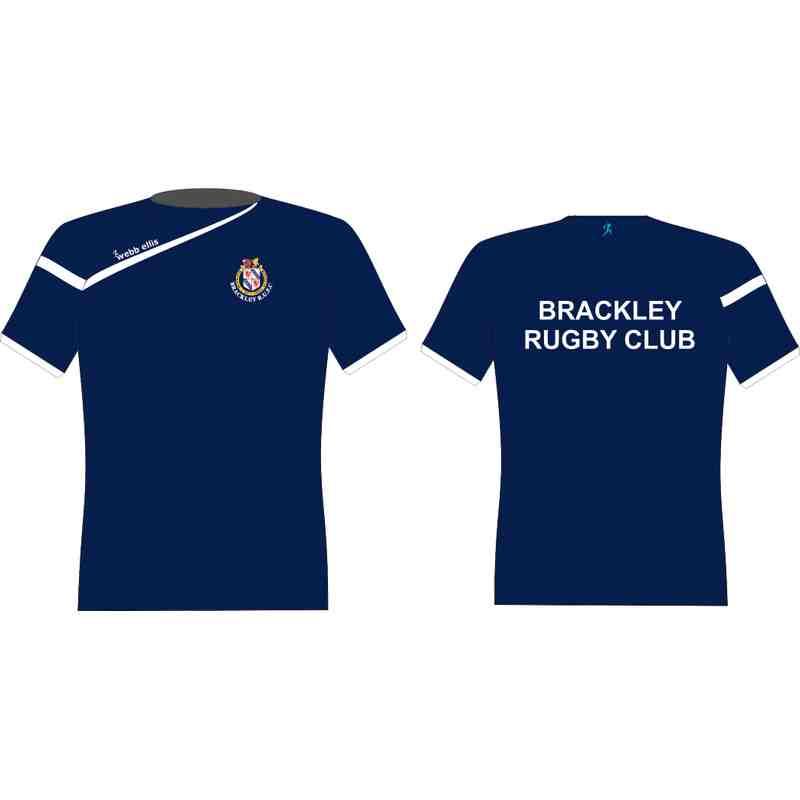 Webb Ellis Brackley RFC Menace Tee