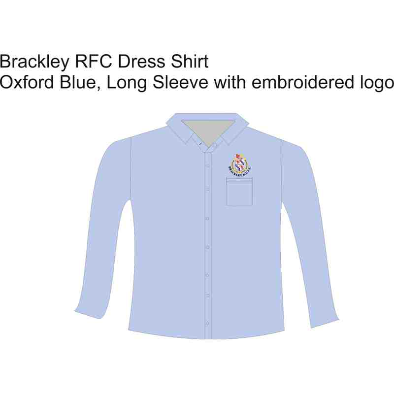 Brackley RFC Dress Shirt