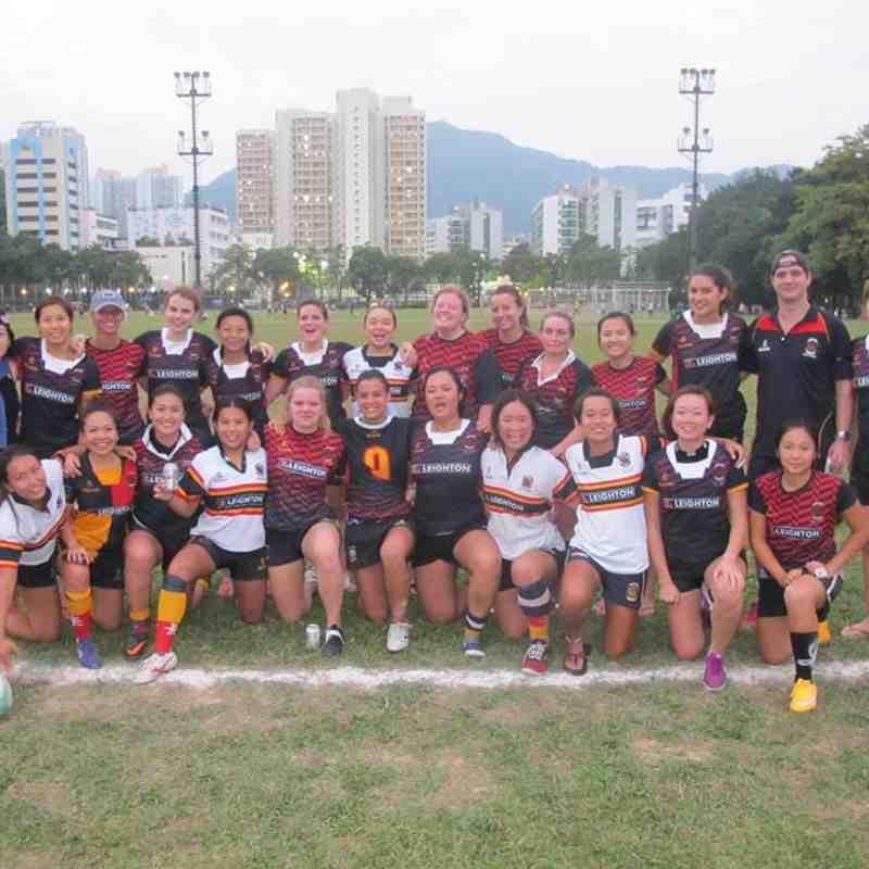 HKCC Ladies v Comvita City Ladies - 24th October 2015