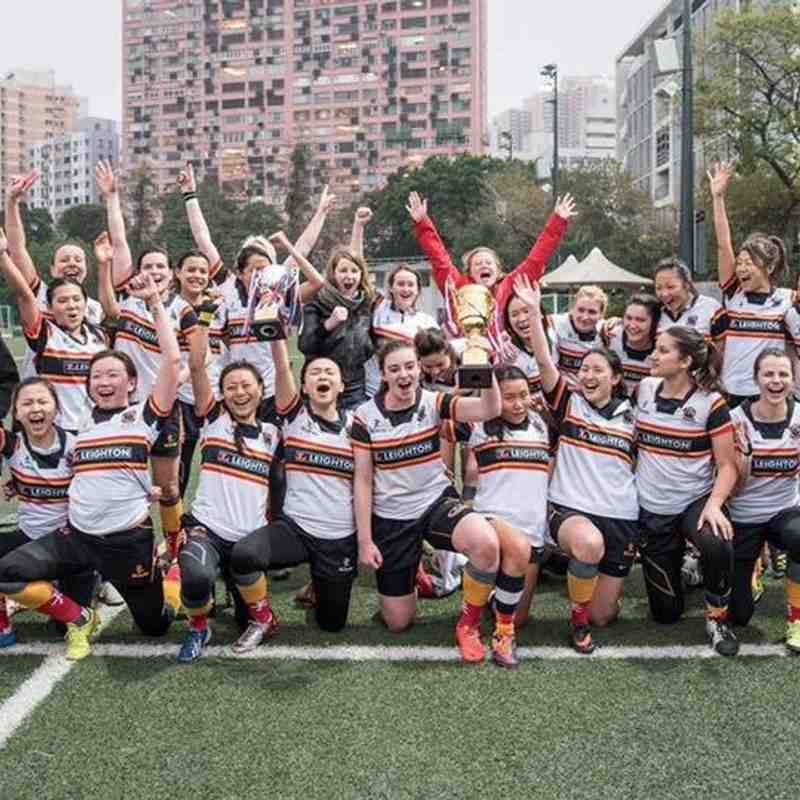 HKCC Ladies v Hong Kong Scottish - 12th March 2016