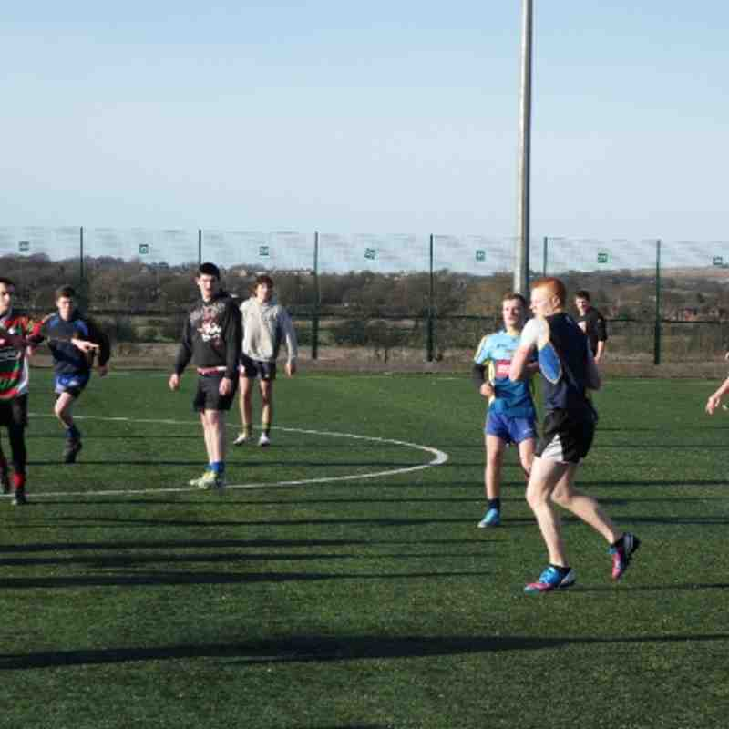 Open Age & 18's run out 02/02/2013
