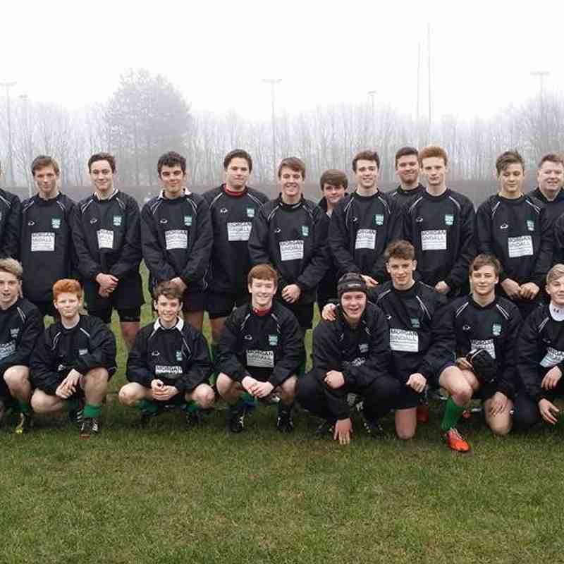 U15 season