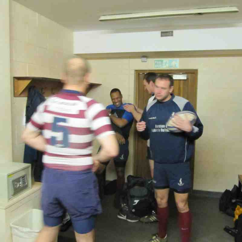 Welwyn 'Legends' vs OA's 4th XV 18/03/17