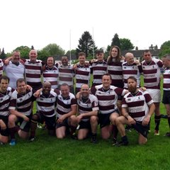 Welwyn 'Legends' vs Hemel Hempstead 3rd XV 12/05/18