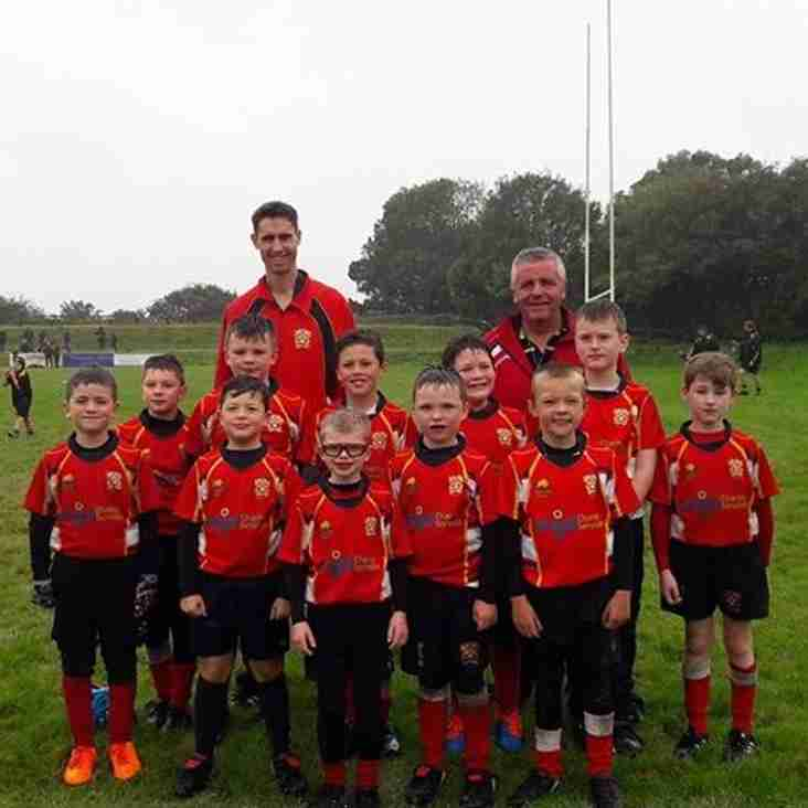 U9s in great Education Day